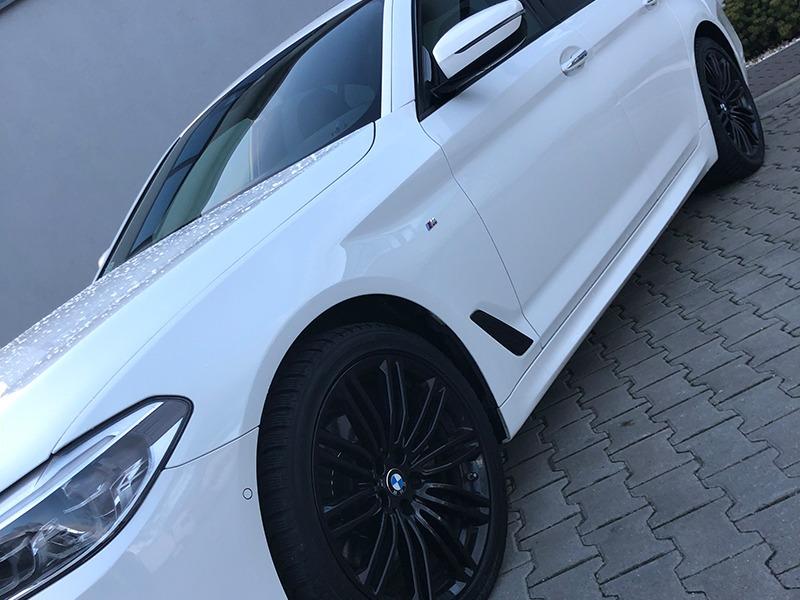 BMW 5 M PAKIET-3