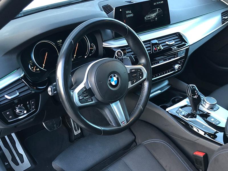 BMW 5 M PAKIET-5