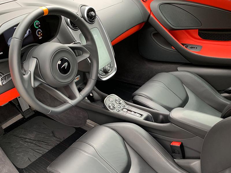 McLaren 600 LT- 5