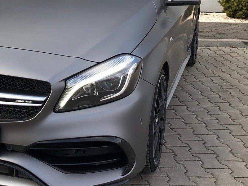 Mercedes A45 AMG-3