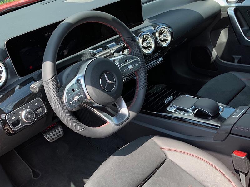 Mercedes A 200 PAKIET AMG-5
