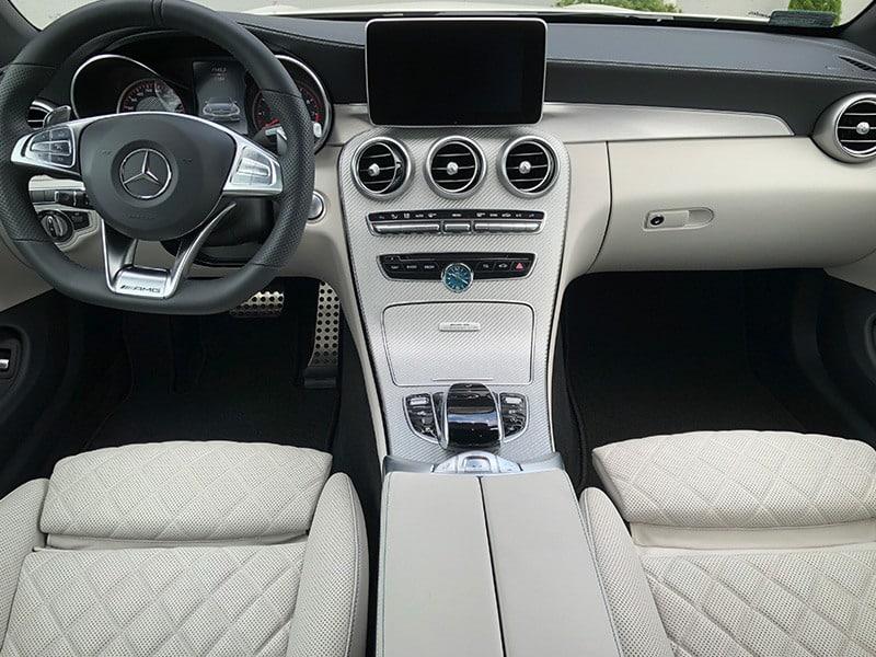 Mercedes C 63S AMG CABRIO-5