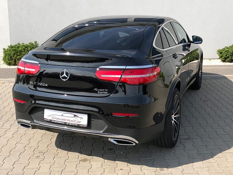 Mercedes GLC Coupe PAKIET AMG-1