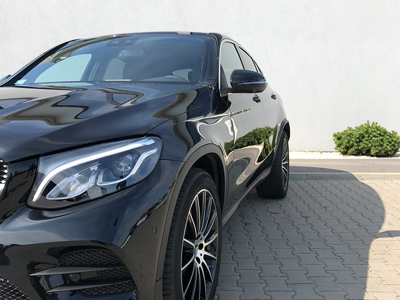 Mercedes GLC Coupe PAKIET AMG-3
