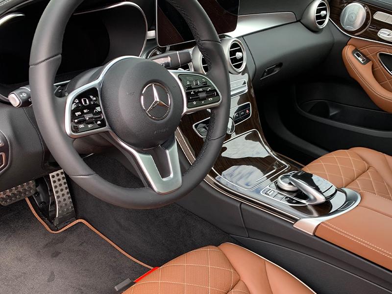 Mercedes C220D PAKIET AMG-5