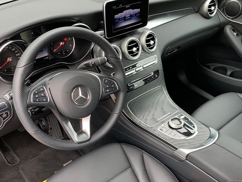 Mercedes GLC 220d-5