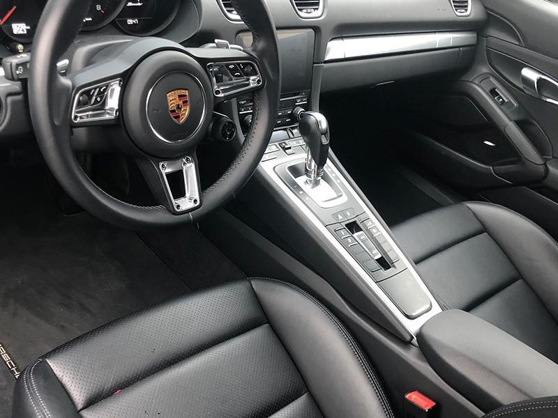 Porsche Boxster 718- 5