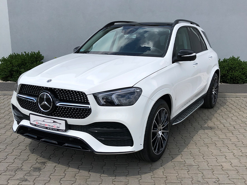 Mercedes GLE 450 4-MATIC