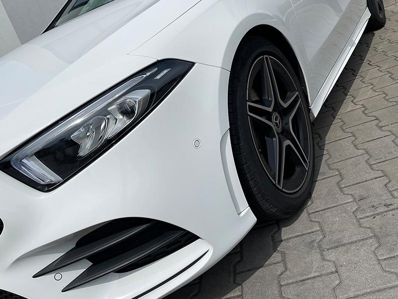Mercedes A180 Limuzyna- 2