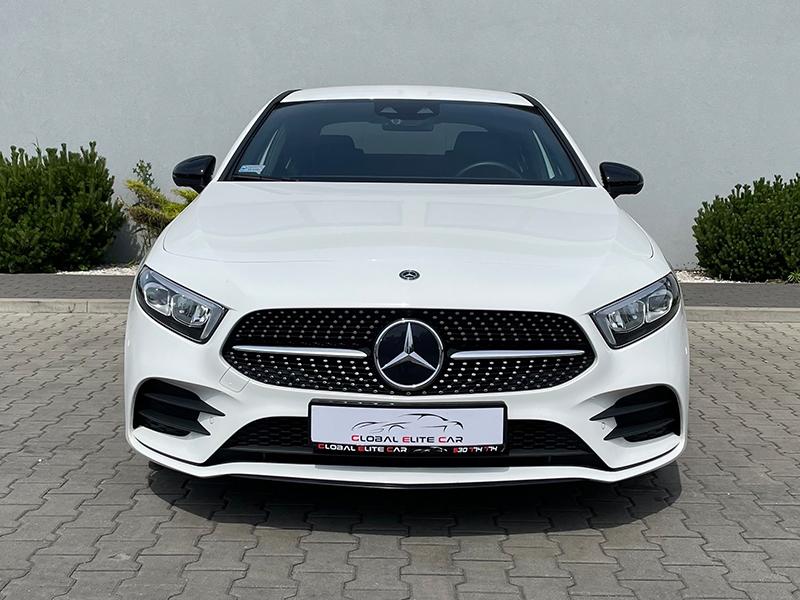 Mercedes A180 Limuzyna- 1
