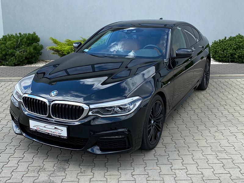 BMW 5 M PAKIET