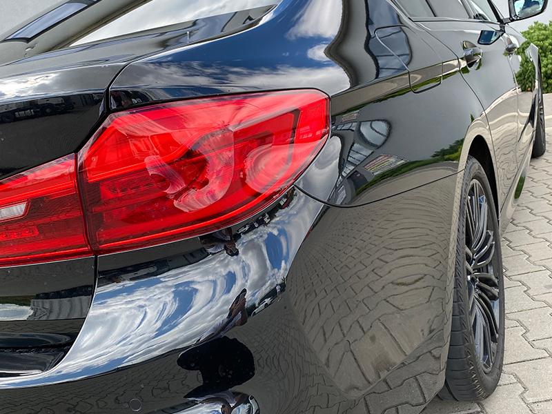 BMW 5 M PAKIET 190KM- 4
