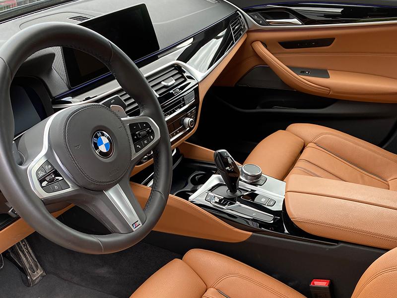 BMW 5 M PAKIET 190KM- 5