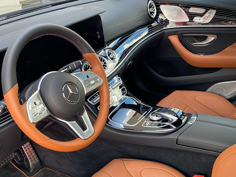 Mercedes CLS 450 AMG- 5