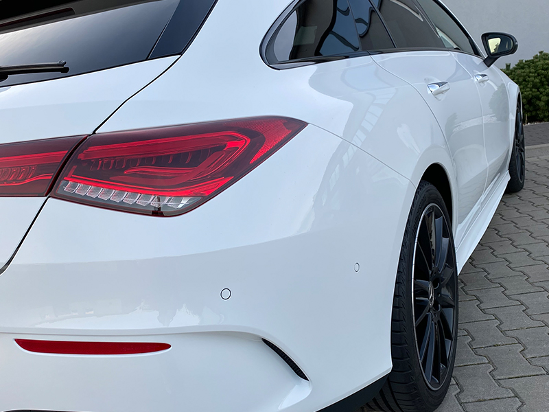 Mercedes CLA 250 Shooting Brake- 3