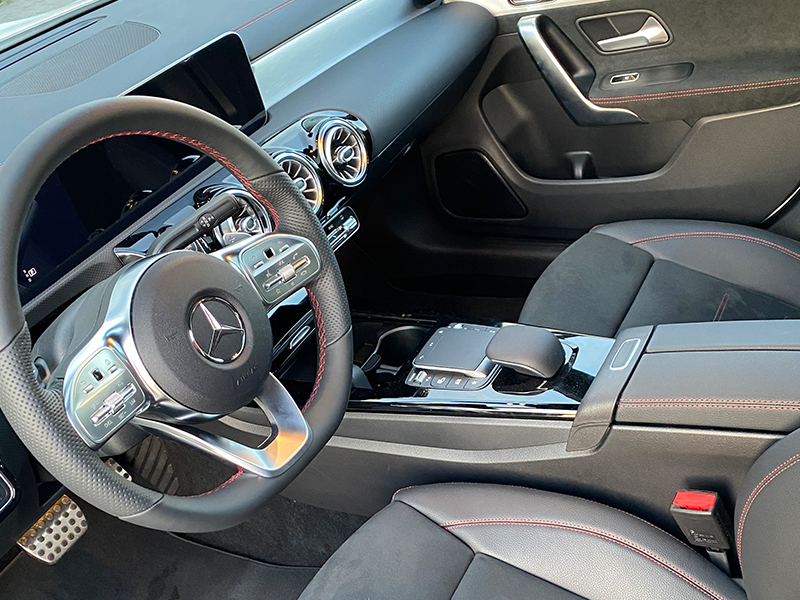 Mercedes CLA 250 Shooting Brake- 4