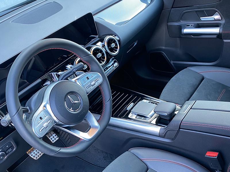 Mercedes B200-5