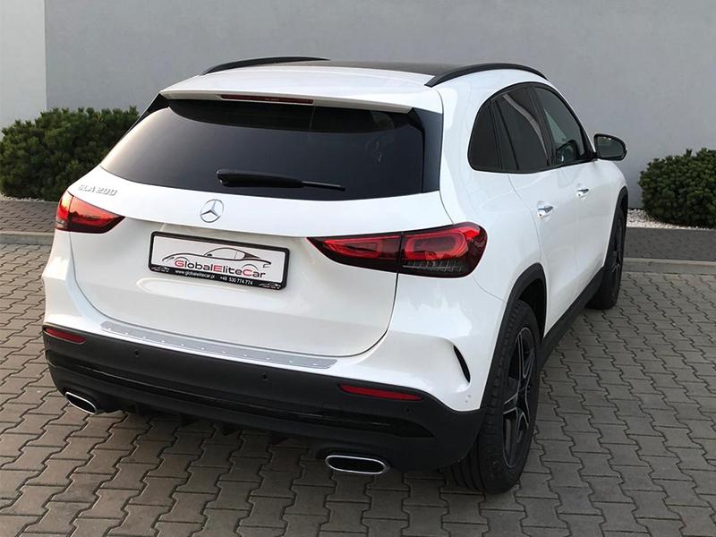 Mercedes GLA 200- 1