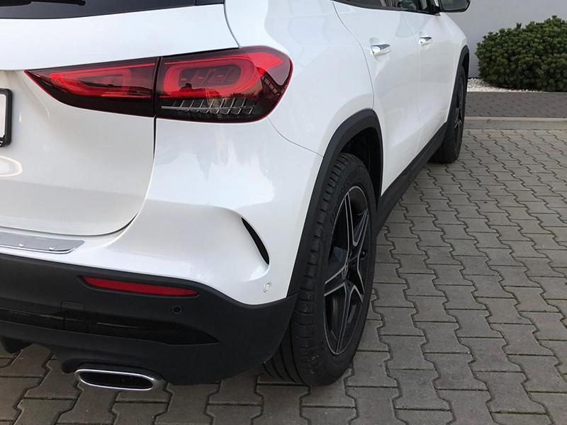 Mercedes GLA 200-4
