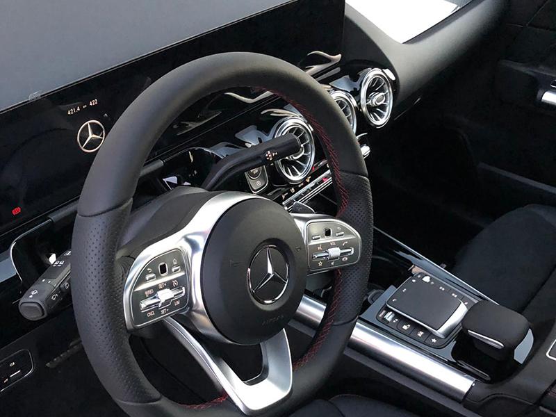Mercedes GLA 200- 5