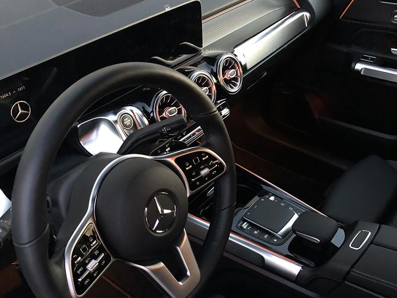 Mercedes GLB 200- 5