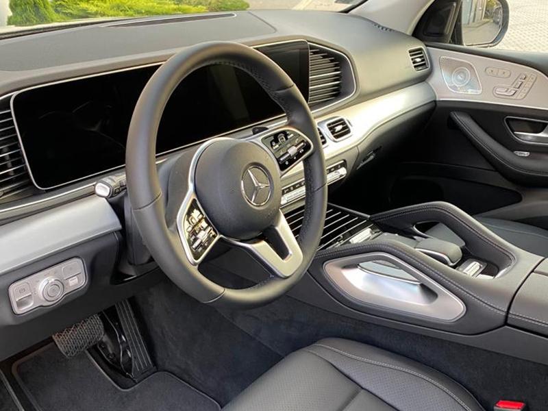 Mercedes GLE 450 4-MATIC 367KM- 4
