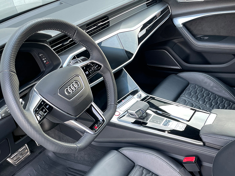 Audi RS7- 5