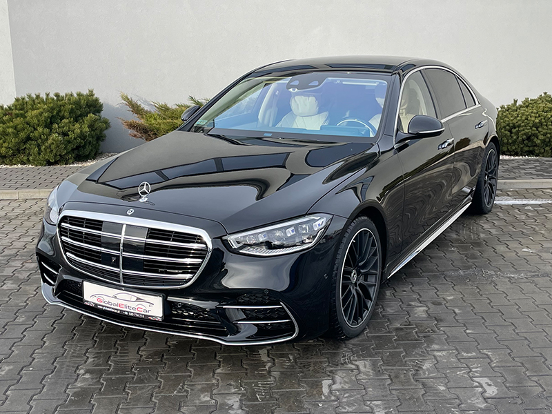 Mercedes S 400 4-MATIC