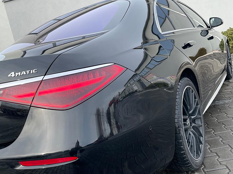 Mercedes S 400 4-MATIC- 4