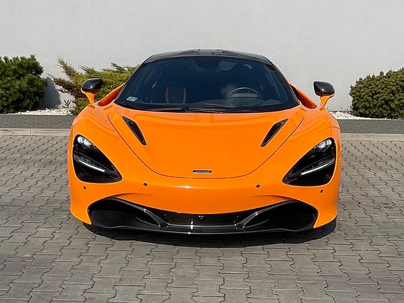 McLaren 720 s- 3