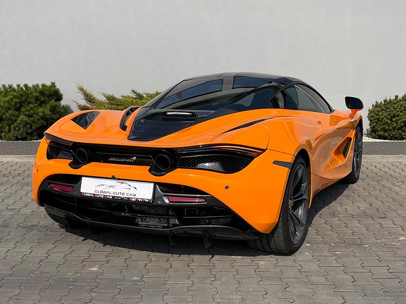 McLaren 720 s- 1