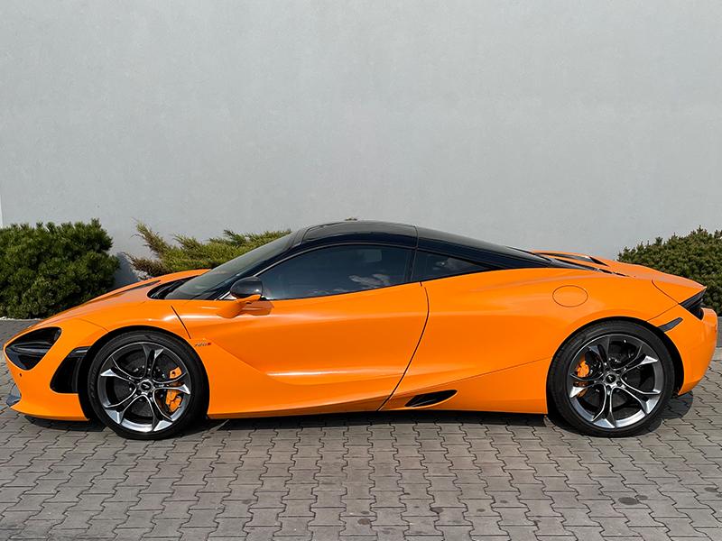 McLaren 720 s- 2
