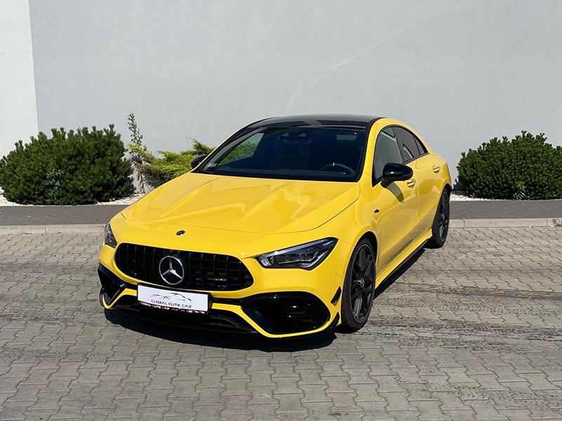 Mercedes CLA 45S AMG