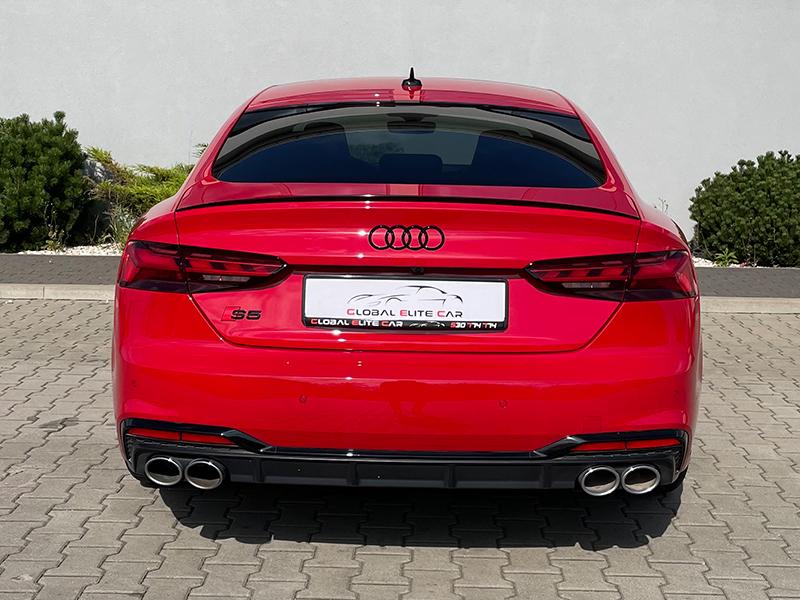 Audi S5 S-Line- 4