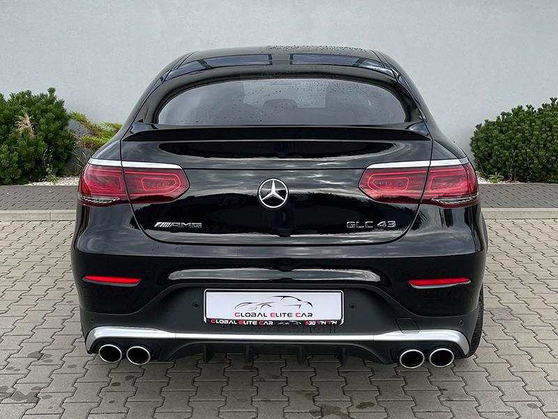 Mercedes GLC 43 AMG- 4