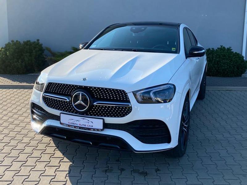 Mercedes GLE 400d 4-MATIC